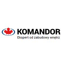 komandor logo