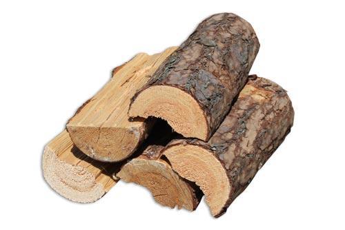 sosna drewno kominkowe