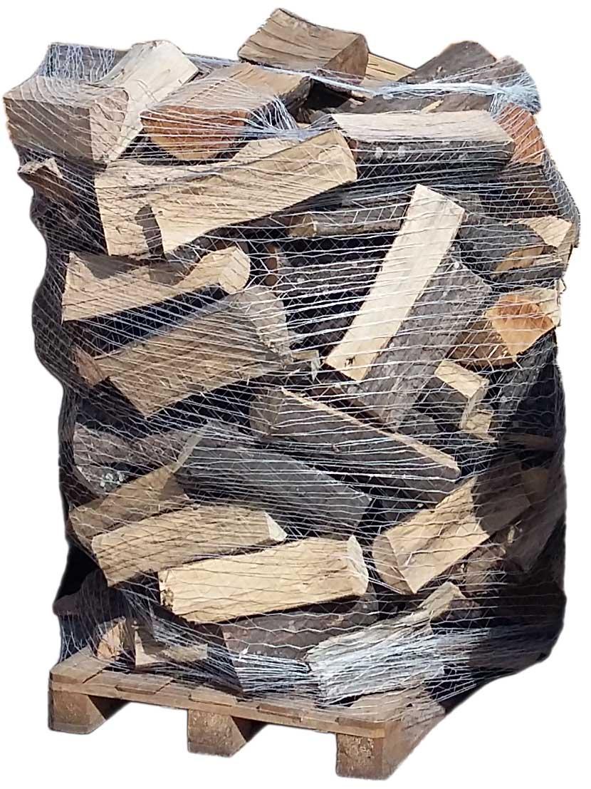 drewno na palecie do kominkow lublin
